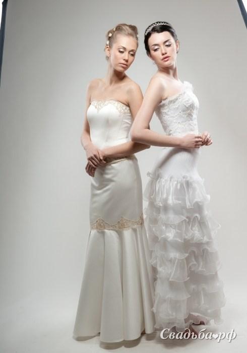 Салон свадебной и Свадебные платья от Vizavi, 08.09.2007 г.Свадебное платье