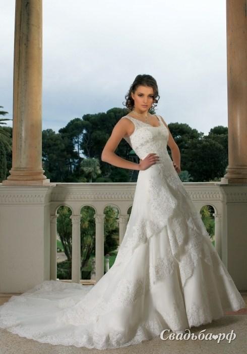 Свадебное платье Miss Kelly-Э539 - Свадебный салон Эдельвейс