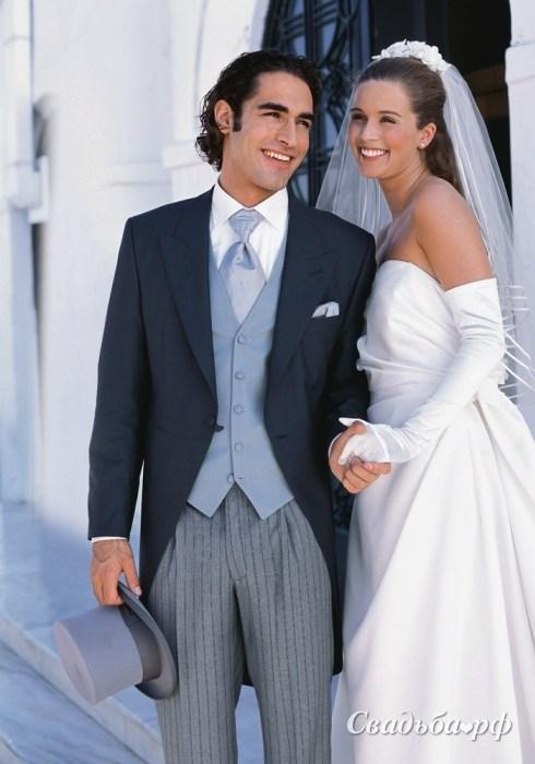 Свадебная рубашка жениха 4