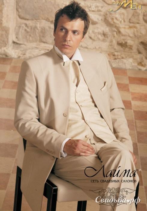 Свадебный мужской костюм Френч Pluton-Л784 (Сеть свадебных салонов Лайма): фото, описание, цены, контакты