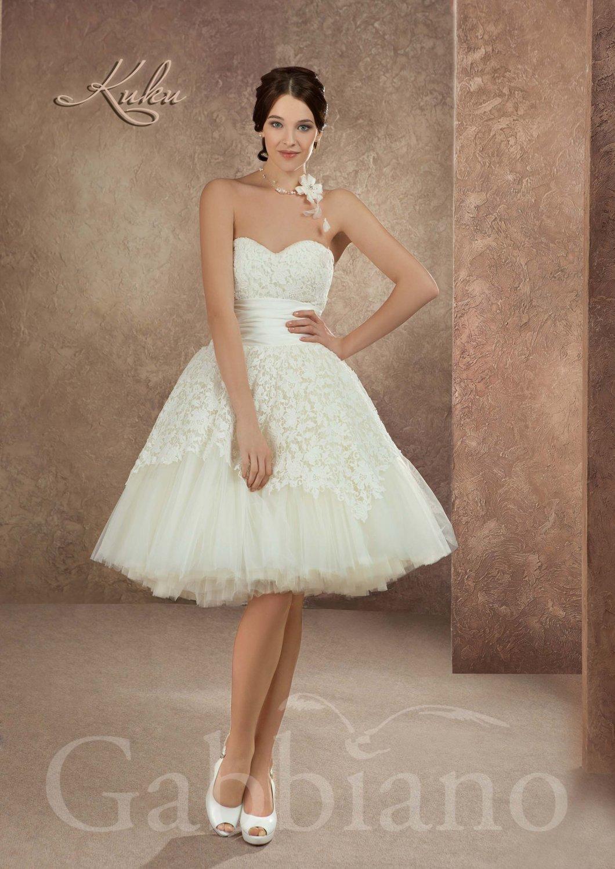 Объявление о продаже Короткое свадебное платье. Дизайнерское в Санкт-Петербурге на Avito