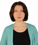 Начальник организационно-правового отдела Управления ЗАГС Москвы Марина Валерьевна МАСЛОВА